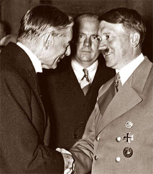 Адольф Гитлер и Генри Форд
