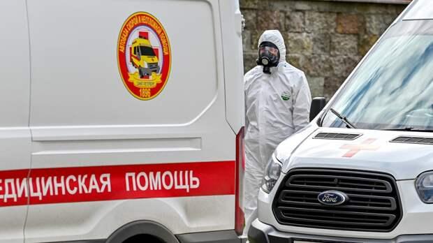 Оперштаб сообщил о 8995 новых случаях коронавируса в России