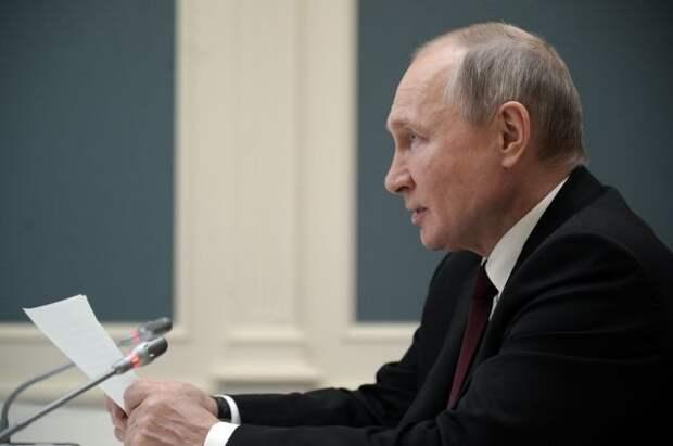 Путин по видеосвязи примет участие в запуске строительства блоков АЭС в КНР