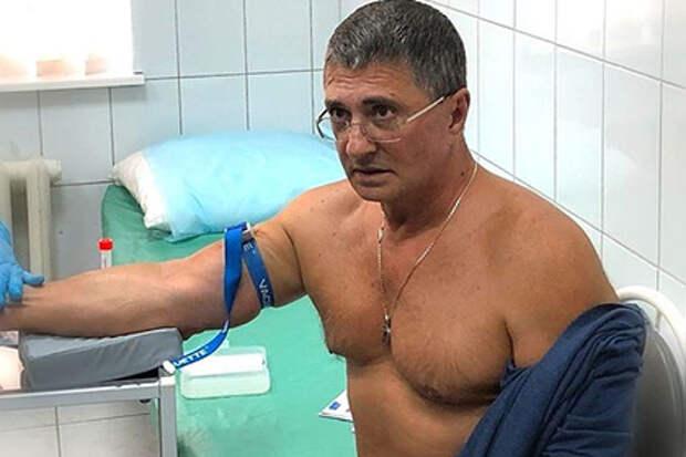 Мясников посчитал пандемию коронавируса «проектом» и назвал Путина красавцем