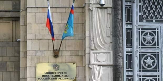 Россия отправляет «домой» посла Албании