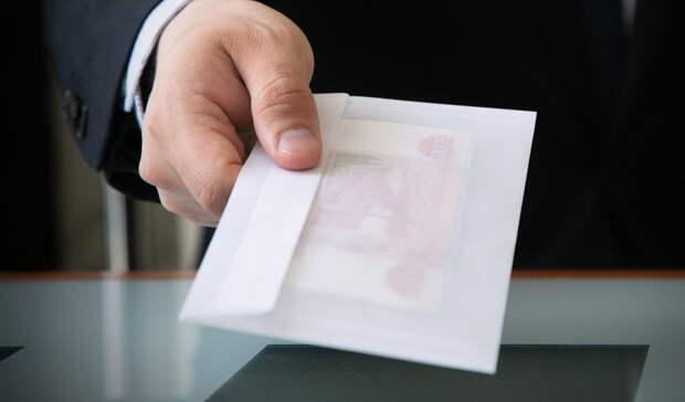 Зачет по50 тысяч рублей: профессор нижегородского вуза попался навзятке