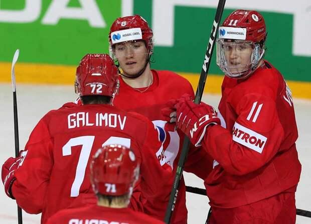 Андрей ПОТАЙЧУК: Россия уже показала, что хорошо играет. Дальше большое значение будет иметь психология, как подойдем к решающим матчам