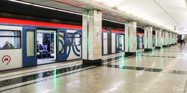Проверка инфраструктуры метро отразилась на пассажирах «Беговой»