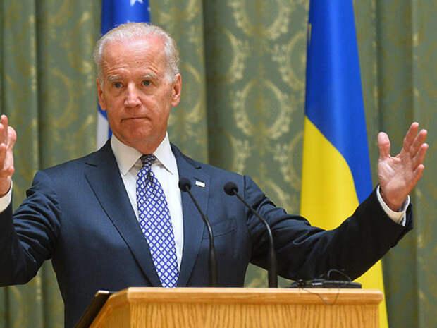 Байден: Вашингтон предоставит Киеву кредитные гарантии на 2 миллиарда  долларов