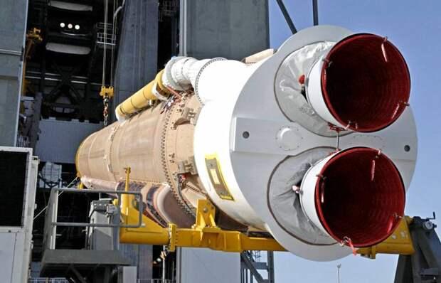 Последние ракетные двигатели РД-180 отправятся в США