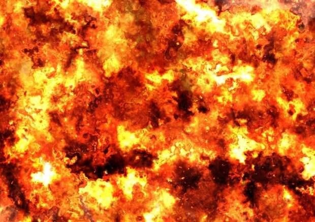 Пожар. Фото: открытый источник