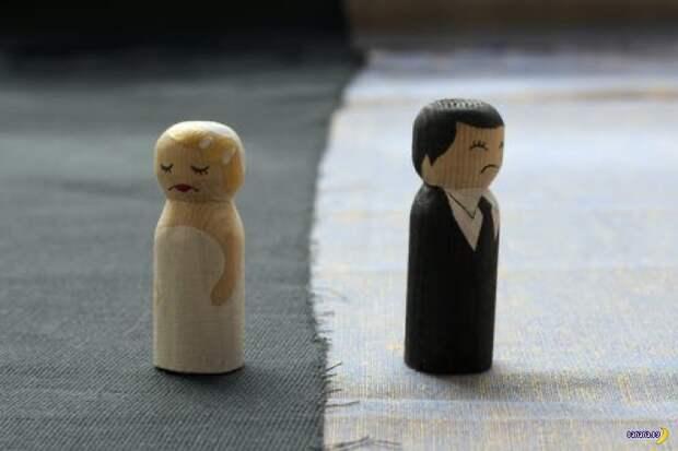 Пять нелепых причин развода