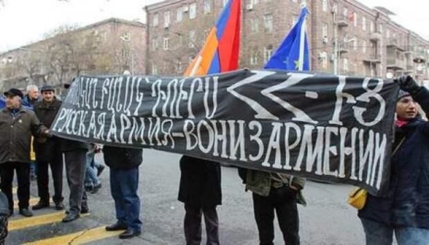 Армения заинтересована в расширении российской базы в Гюмри