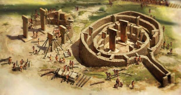 Кто построил комплекс Гёбекли-Тепе?