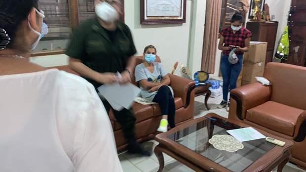 В Боливии арестовали Аньес