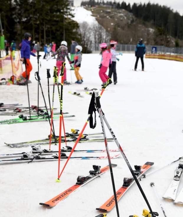 Впервые за 20 лет лыжный сезон в Винтерберге все еще продолжается