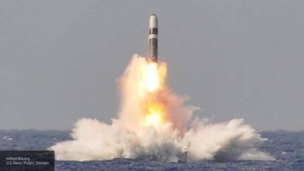 Китай попытался напугать США пусками ракет в Южно-Китайском море