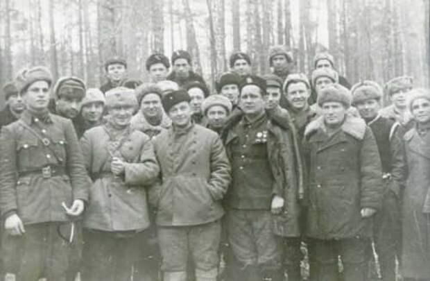 Партизанский отряд Алексея Фёдорова