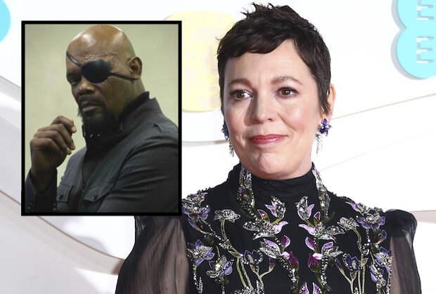 Secret Invasion: Olivia Colman Eyed to Join Samuel L. Jackson's Marvel Series