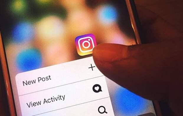 Сбой произошел в работе Instagram утром в четверг