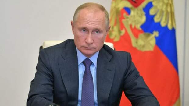 Путин посмертно наградил пилотов разбившегося в 2017 году самолёта