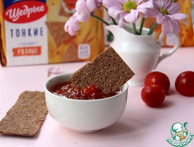 Мармелад из помидор