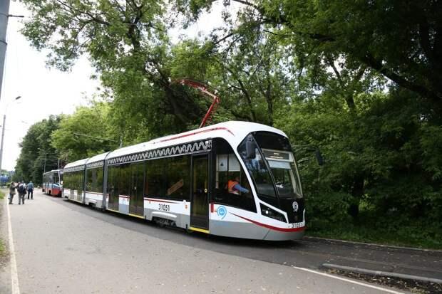 По Таллинской трамваи не будут ходить по вечерам и в выходные дни