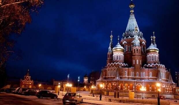 Свято-Михайловский собор признан самой популярной достопримечательностью Удмуртии