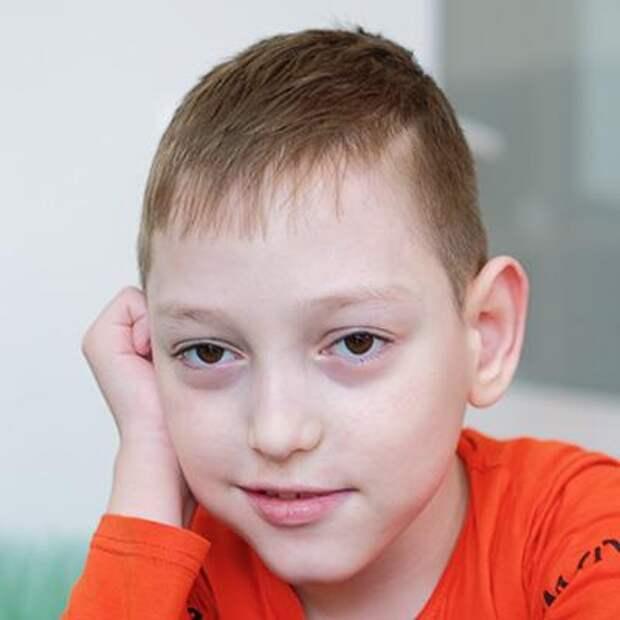 Расул Рустамов, 10 лет, детский церебральный паралич, требуется лечение, 148217₽