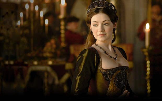 Марию великолепно сыграла Сара Болжер в сериале «Тюдоры».