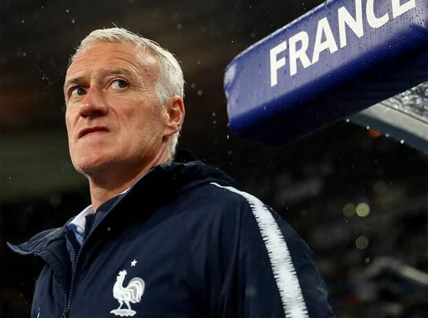 Дешам объявит состав сборной Франции на Евро 18 мая