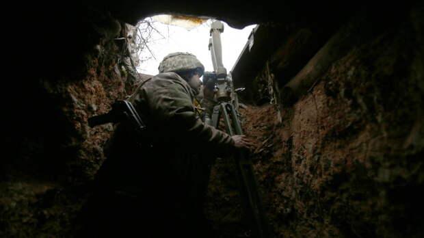 Россия призывает осудить нападение украинских диверсантов на пост ополченцев в ЛНР