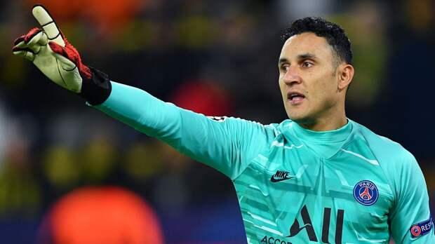 Кейлор Навас признан лучшим вратарем сезона в Лиге 1