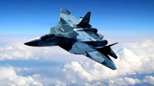 Совместная боевая платформа РФ и ЕС на базе Су-57 затмит «бесполезный» F-35