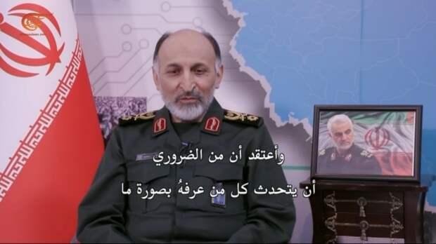 Нервная работа: замком иранских сил «Кудс» внезапно умер – то ли от инфаркта, то ли от «ковида»
