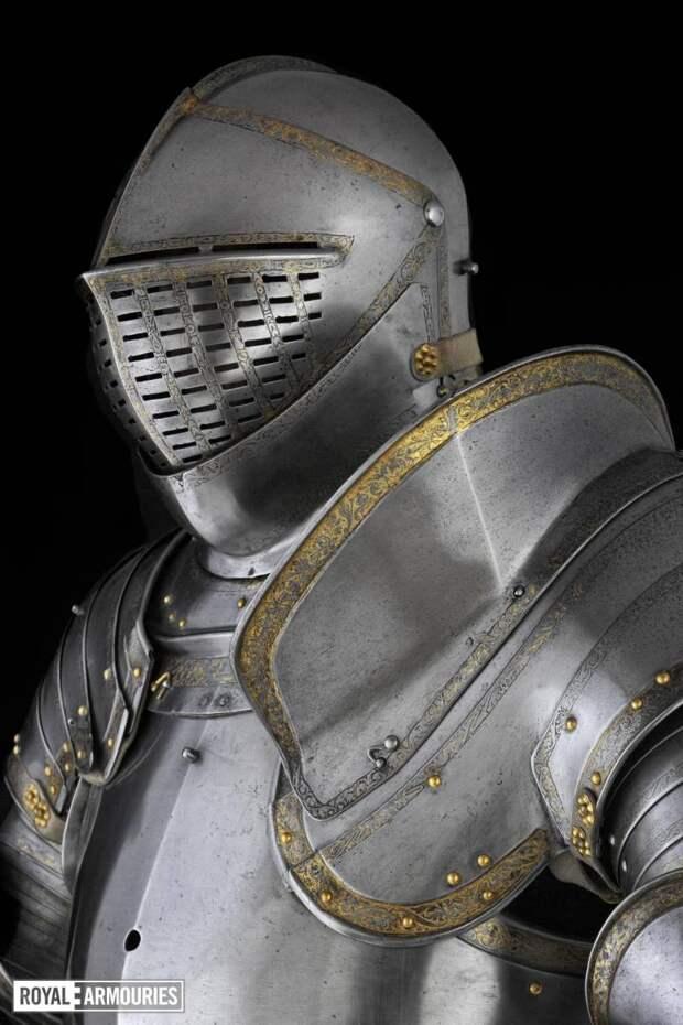 Доспехи и оружие Тюдоров