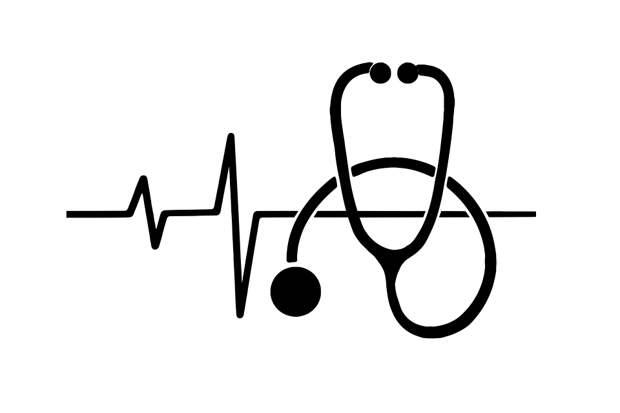 Стетоскоп, Значок, Медицинские, Доктор, Болезнь