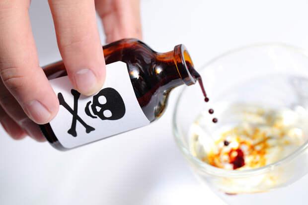 Десять самых опасных химических веществ