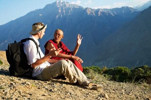 Практика тибетских монахов,которая творит чудеса