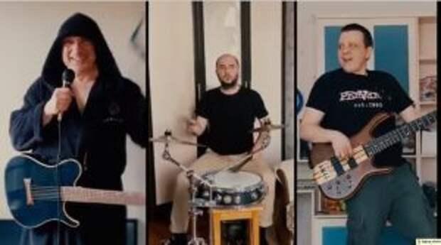 Кадр из клипа Николая Фоменко