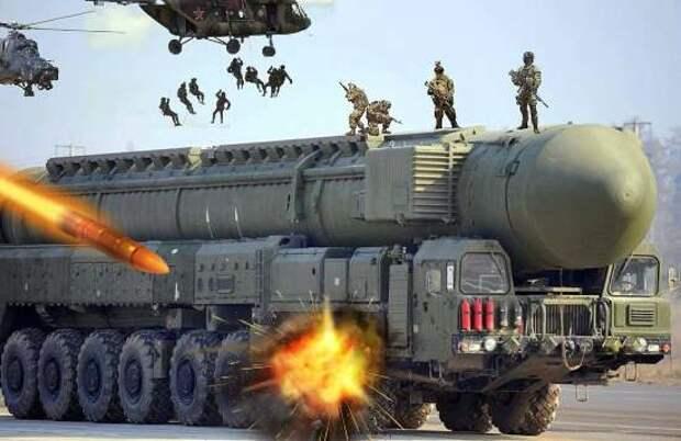 """Как охраняют ядерные ракеты в России. Почему невозможно захватить """"Тополь М""""?"""