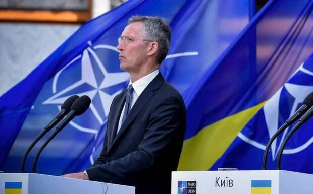 В НАТО и на Украине уверены: Россия не в силах помешать вступлению Киева в Альянс