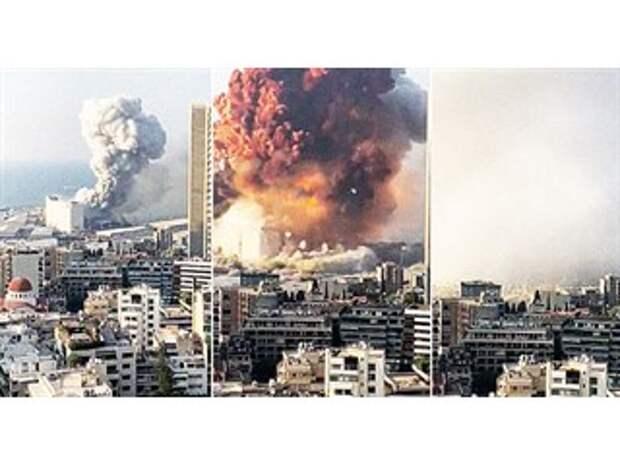Бейрут, уроки будущей войны