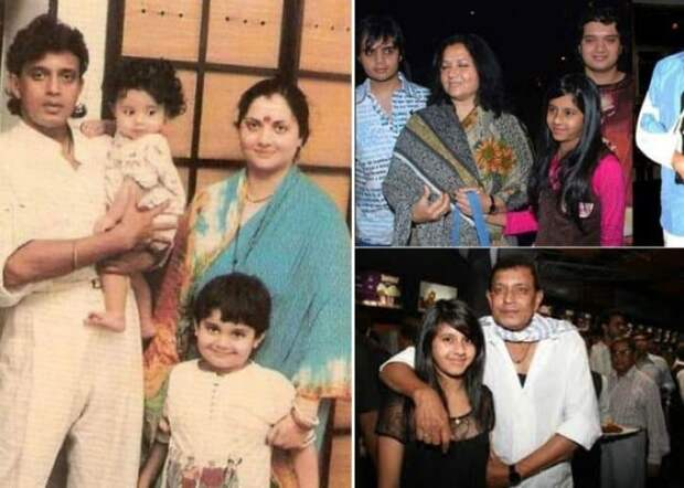 Актер с женой и детьми | Фото: photos.raftaar.in