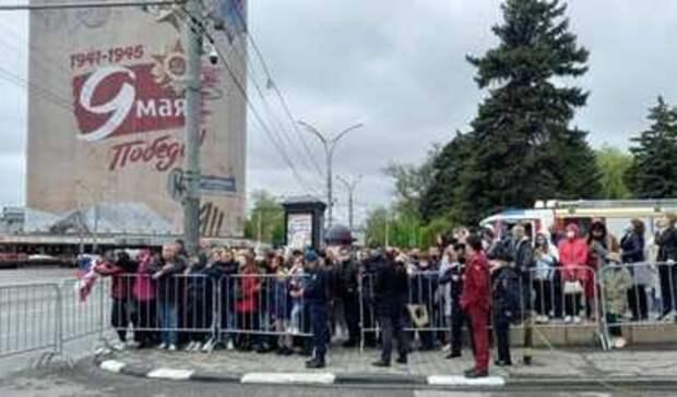 Что пошло не так на параде Победы и разгневало жителей Ростова