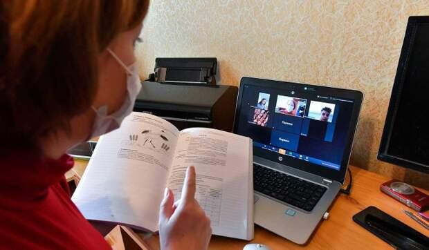 Родителям находящихся на дистанционном обучении школьников предложили выплачивать пособие