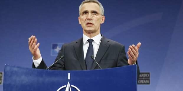 Генсек НАТО заявил о готовности начать диалог с РФ