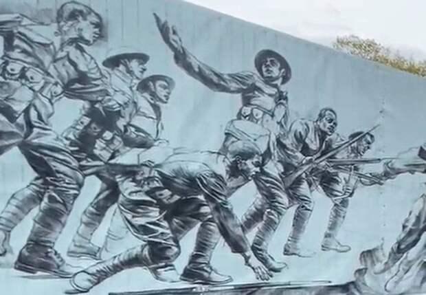 «Мы вступили в войну за год до её окончания»: В США возникли споры из-за открытия мемориала Первой мировой войны