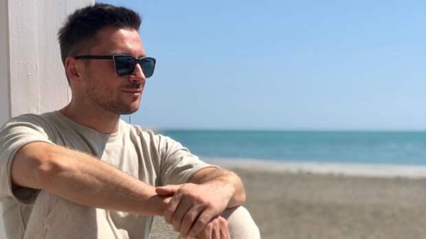 """Лазарев прилетел в Роттердам для выступления на конкурсе """"Евровидение"""""""