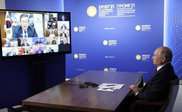 Путин предрек США участь СССР