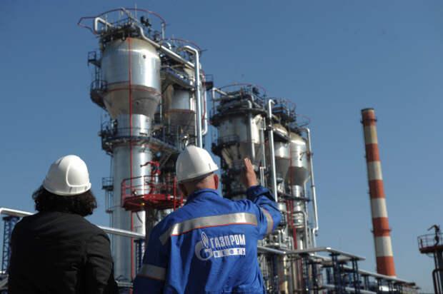 Газпром нефть НПЗ