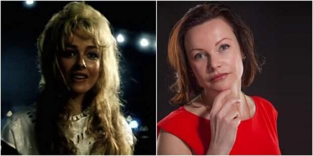 Ирина Феофанова в фильме «Частный детектив, или операция «Кооперация» (1990) и в наше время