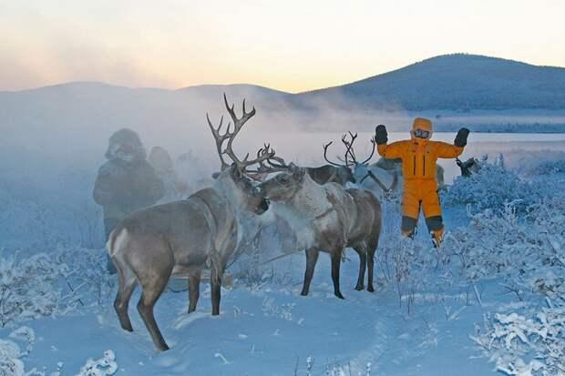 Самые известные природные аномалии в России