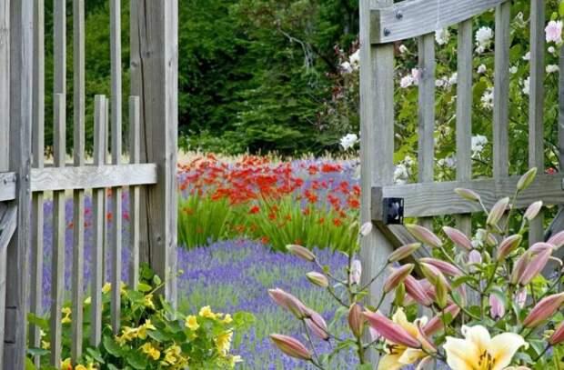 Сказочные сады со всего мира